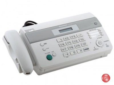 Факс Panasonic KX-FT 982RUW