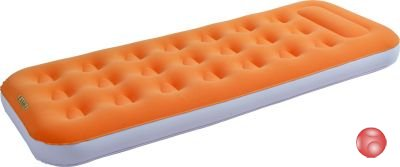 Надувная кровать RELAX EASIGO FLOCKED AIR BED SINGLE  188x73x22 27313